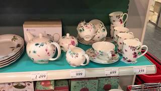 Hoff обзор столовые и чайные наборы