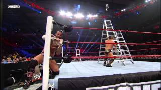 CM Punk vs. The Miz vs. Alberto Del Rio - WWE Championship TLC Match: TLC 2011