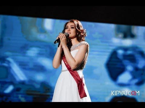 """Талантливая """"Мисс Актау"""" спела песню из """"Титаника"""""""