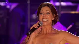 'There's No Business Like Showbusiness', Ruthie Henshall - BBC Proms in the Park NI 2017
