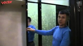 видео Дизайн длинного узкого коридора и прихожей
