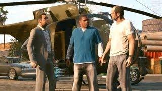 GTA 5 — Второй трейлер! (HD) Русские субтитры