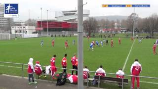 enbw oberliga b junioren vfb stuttgart u16 vs tsg 1899 hoffenheim u16