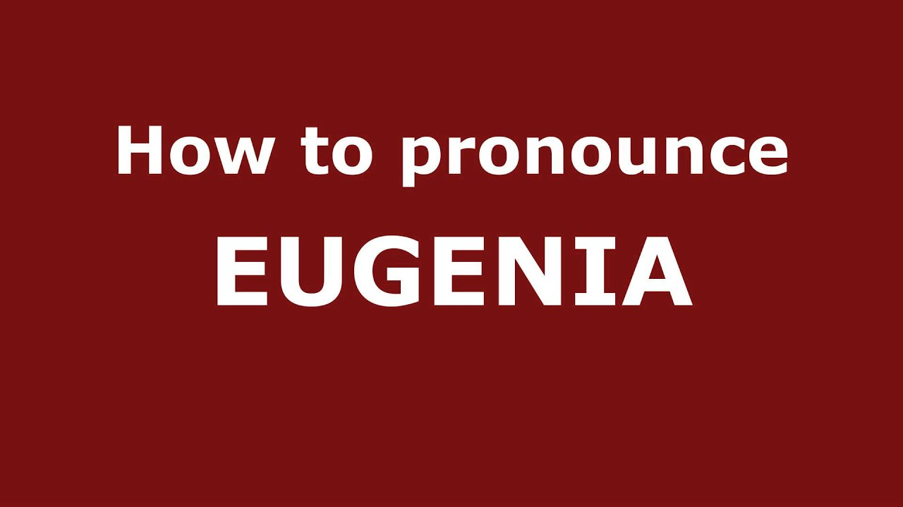 Evgenia: the meaning of the name. The mystery, history and origin of the name of Eugene 95