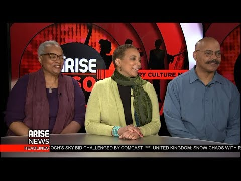 Ruby Dee & Ossie Davis' children talk new documentary