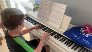 Tarantella - Piano Pam Wedgwood
