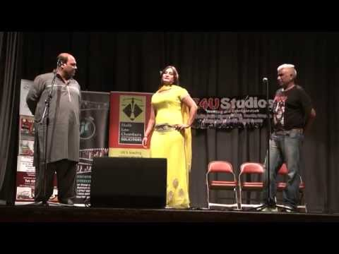 Punjabi stage drama Mr Left Right by JR Entertainment