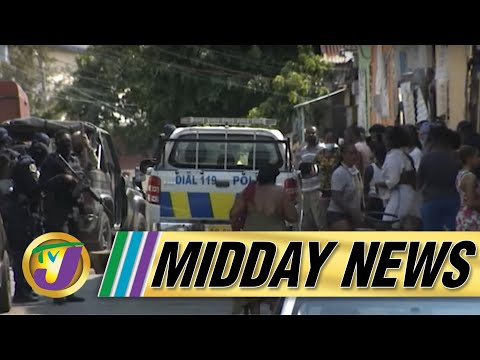 Missing American Tourist Found   Central Kingston Tense   TVJ Midday News - Sept 27 2021