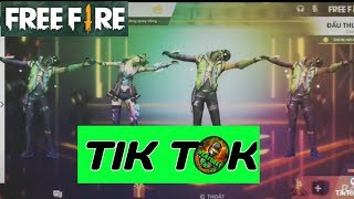 FREE FIRE TIK-TOK /TIK TOK Việt nam/ TIK TOK ФРИ ФАЕР /TIK TOK INDONEZIA /  FREE FIRE /#8