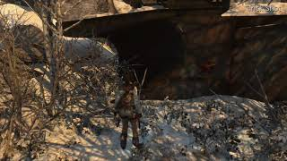 Rise of the Tomb Raider XBox One X, Trick Shot Achievement