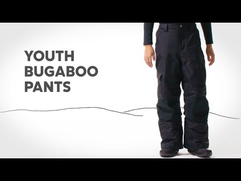 Youth Bugaboo Pant