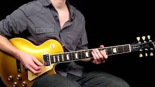 Stairway to Heaven guitar solo │Sean Boothe