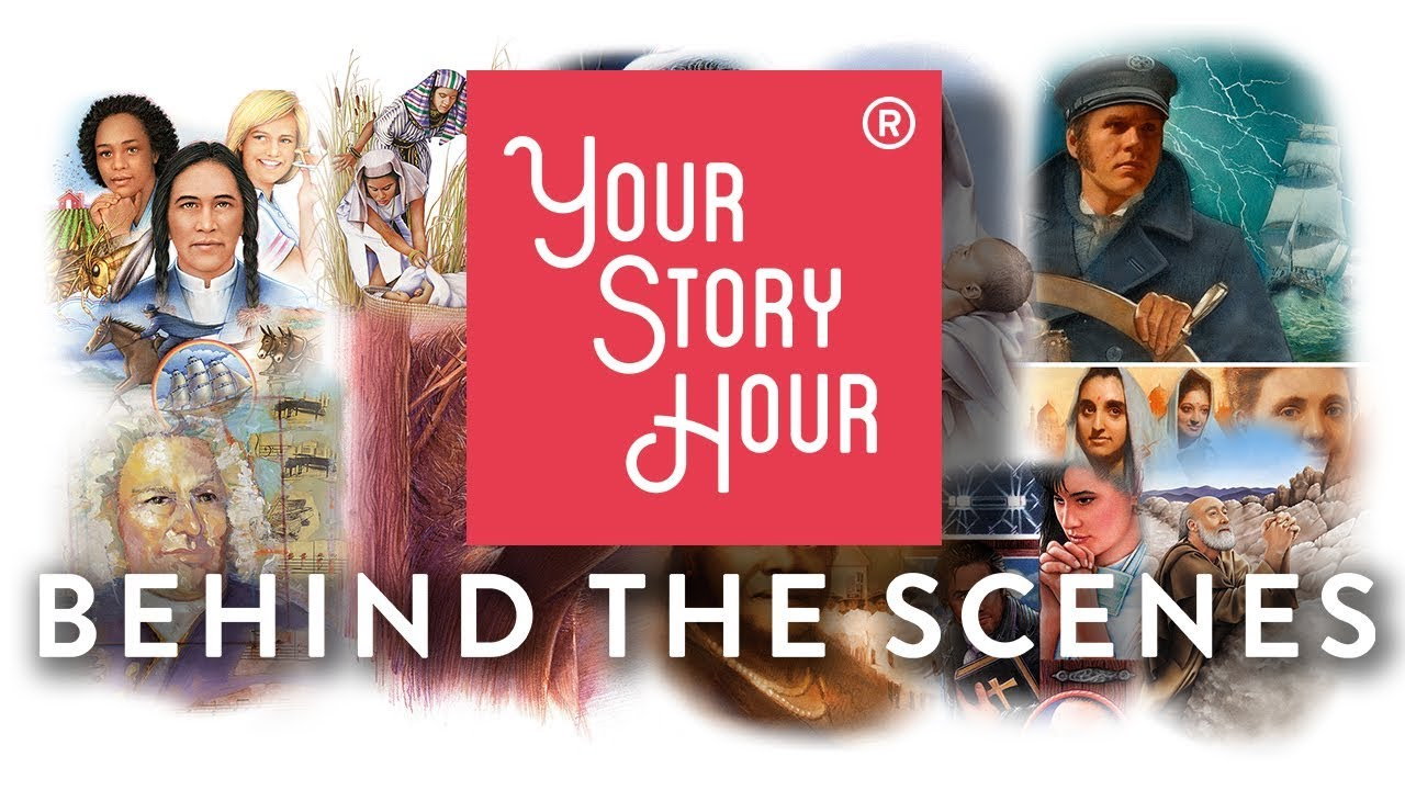 Your Story Hour   Behind the Scenes