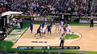 1 Kentucky vs 2 Kansas | 4/2/2012 | NCAA Men