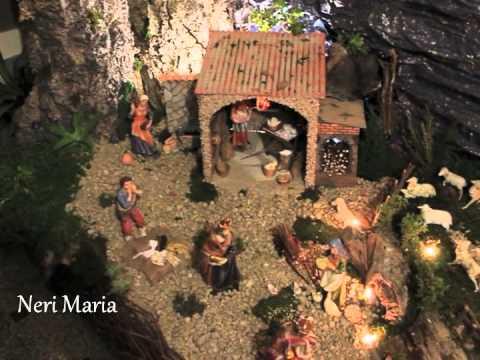 Rassegna presepi fatti in casa natale 2010 youtube - Presepi fatti in casa ...