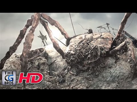 "CGI VFX Stop-Motion Short Film : ""OMEGA"" - by Eva Franz and Andy Goralczyk 