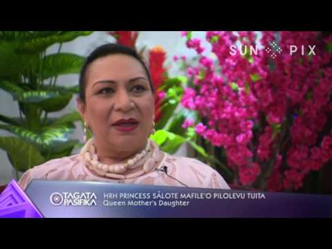 Tonga Celebrates Queen Mother