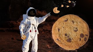 Astronauts Experiment to Bake Out-of-This-World Cookies