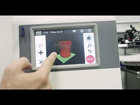 Zeus 3D Printer Introduces 3D Faxing: Zero Day Delivery - Technabob