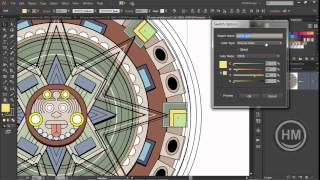 12.03 Global Swatich - Illustrator cc تعلم
