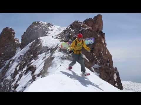 Climbing Mount Erciyes