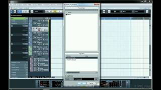 Cubase 5 504: Working with Cubase 5 - Level 4 - 12. Templates