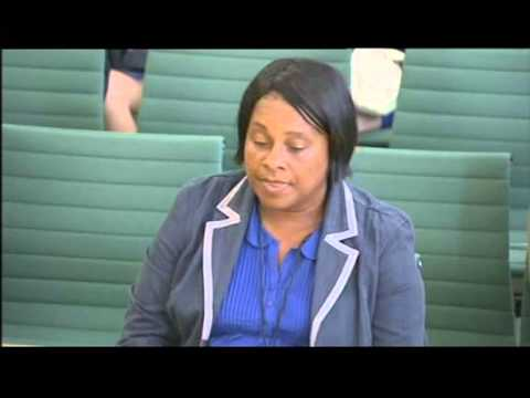 London: Stephen Lawrence Smear Allegations - Doreen Lawrence: I have no confidence in police