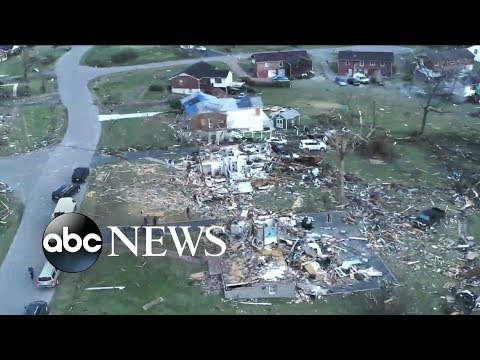 At Least 24 Killed, 38 Missing After Tennessee Tornadoes L ABC News