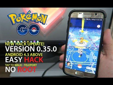 Pokemon GO 0.35.0 Hack Android 4.3 ke atas! No Root!