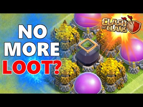 Clash Of Clans | WHERE'S ALL THE LOOT!?! | Best Place To Find Loot?
