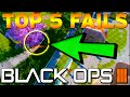 Black Ops 3 - Top 5 FAILS - Hellstorm Missile Goes Rogue! - BO3 Community Top Five #15 | Chaos
