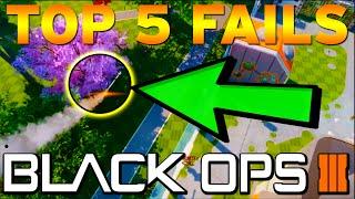 black ops 3 top 5 fails hellstorm missile goes rogue bo3 community top five 15