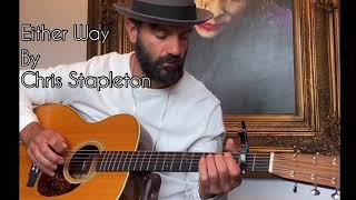 Either Way - Ramin Karimloo (A Chris Stapleton Cover)