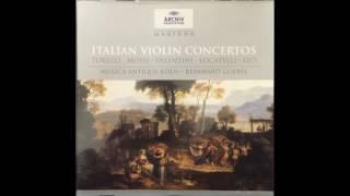 Musica Antiqua Köln - Giovanni Mossi - Concerto in G minor, op.4, No.12