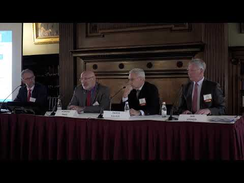 2018 New York Maritime Forum - Container Sector Panel