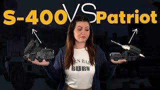S-400 ile Patriot arasındaki tüm farklar