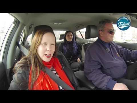 Alueemme Taksit - Osa 6 - Hakametsästä huumoriin