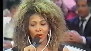 Tina Turner Look Me In The Heart And Interview 1989