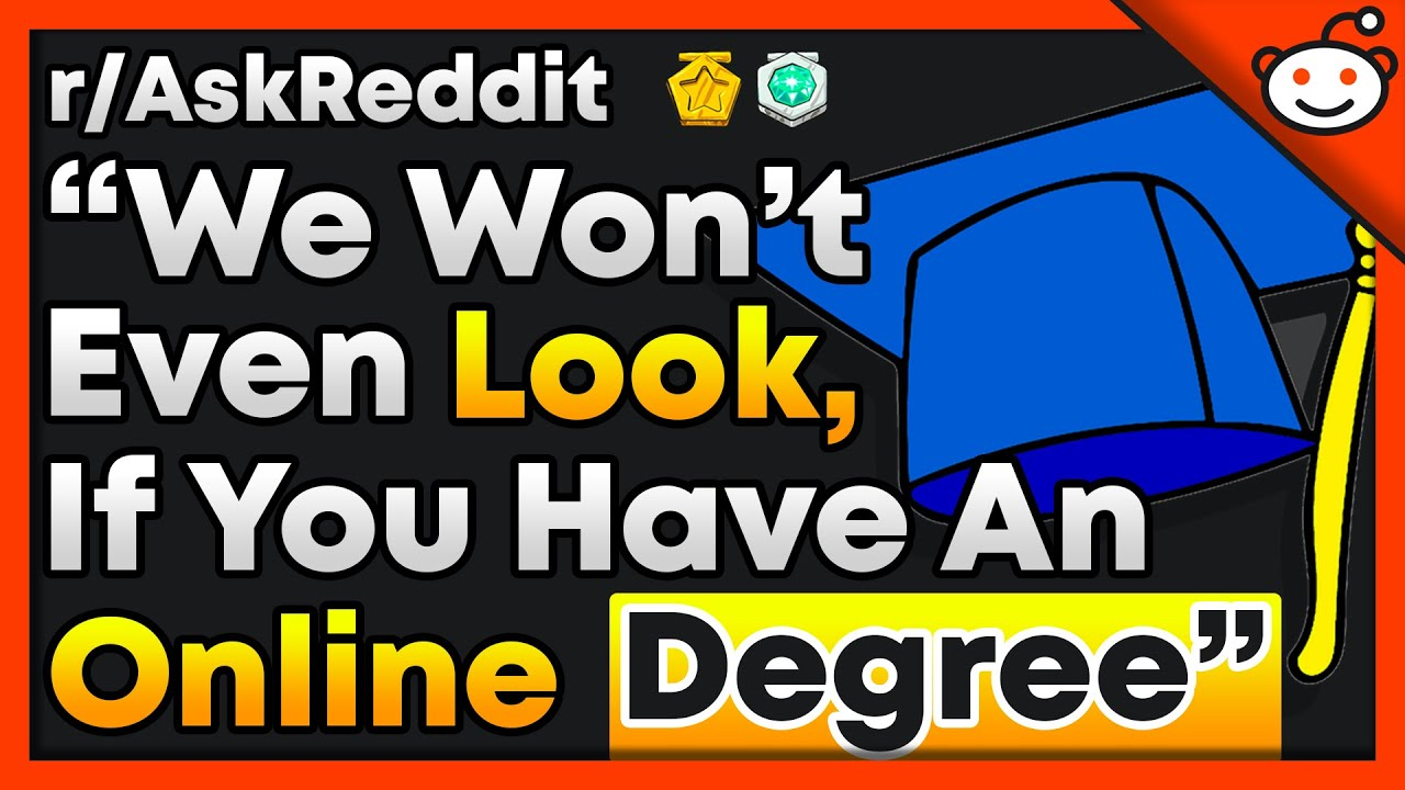 Graduates Of Online Colleges, Were You Able To Find A Job? - r/AskReddit  Top Posts | Reddit Stories