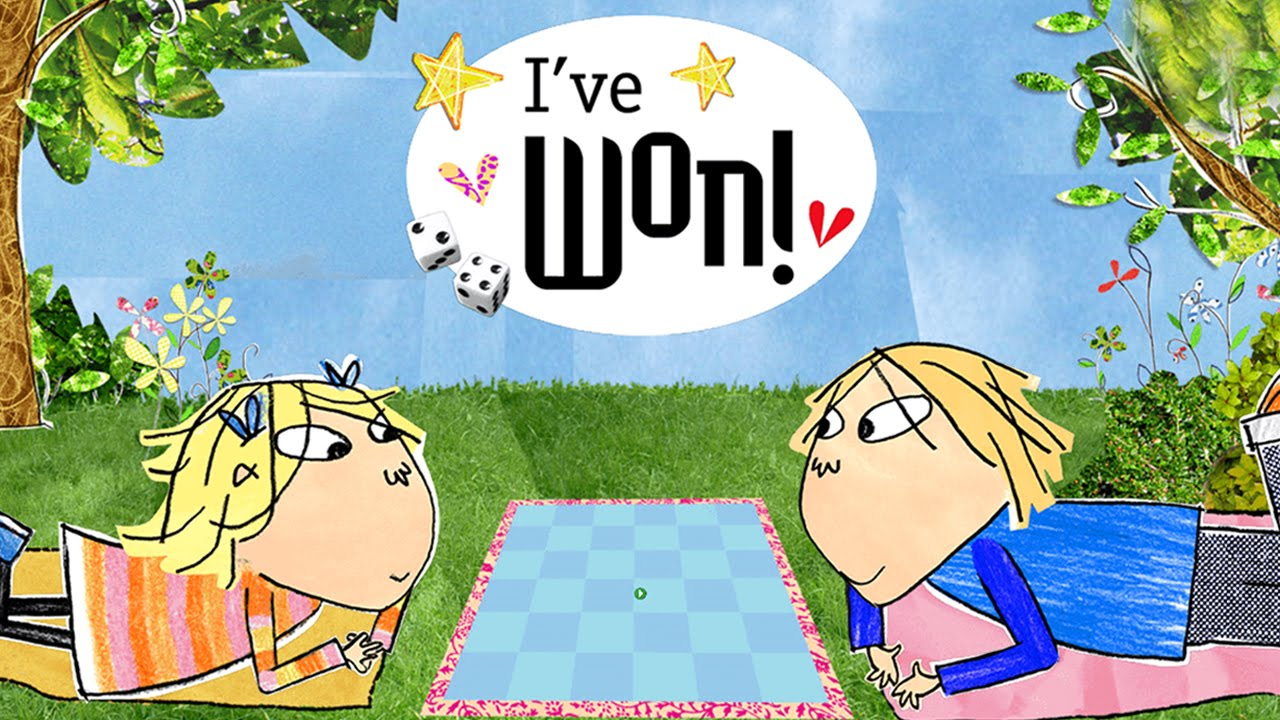 Charlie And Lola I Ve Won Bbc Worldwide Best App For Kids Youtube