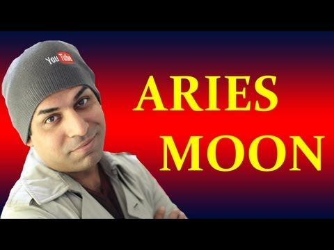 Moon In Aries Horoscope (All About Aries Moon Zodiac Sign)