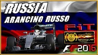 Highlights gp russia - master league f1 2016 arancino russo