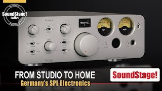 Pro and Home Audio from Germany: All About SPL Electronics - SoundStage! Talks (March 2021)