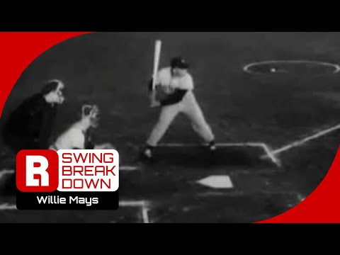 Willie Mays: Baseball Rebellion Swing Breakdown