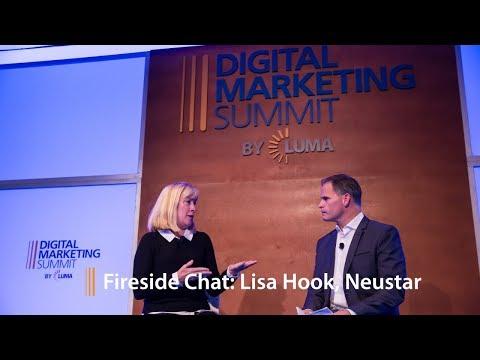 LUMA's Digital Marketing Summit '17: Lisa Hook, Neustar