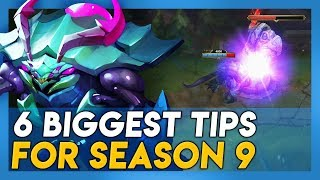 My 6 Biggest Tips for climbing in Season 9 with any role