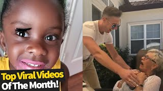 Top 50 Best Viral Videos Of The Month - July 2020