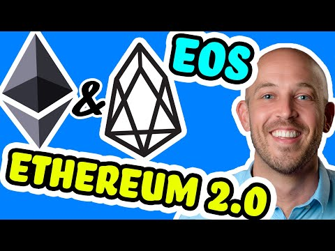 🔵 Ethereum 2.0 and EOS comparison