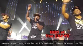"""BBD performs """"poison"""" at ESPYS pre-party"""
