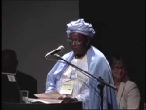 Global Greens 2008 - Fadimata Bintou Toure espe Di...